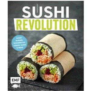 Buch: Sushi-Revolution Tanja Dusy EMF Verlag