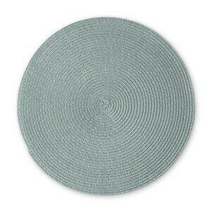 Tischset 38 cm graugrün Continenta