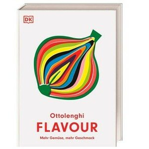 Buch: Flavour Ottolenghi DK Verlag