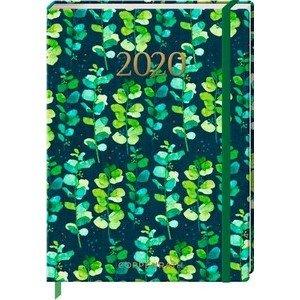Jahreskalender Grüne Rispen Mein Jahr 2020 Coppenrath
