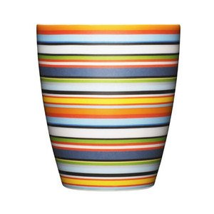 Becher 0,25 l Origo orange iittala