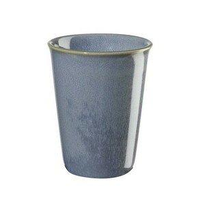 Cappuccino Becher 0,25l Coppetta blau ASA
