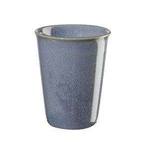 Cappuccino Becher 0,25ltr. Coppetta blau ASA