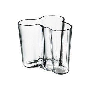 Vase klar 95mm Alvar Aalto iittala