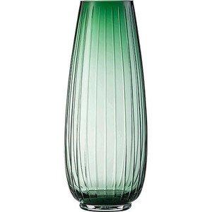 Vase smoky green H. 41cm Signum ZWIESEL 1872