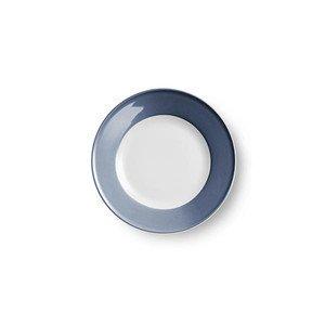 Teller flach 17 cm Fahne Solid Color indigo Dibbern