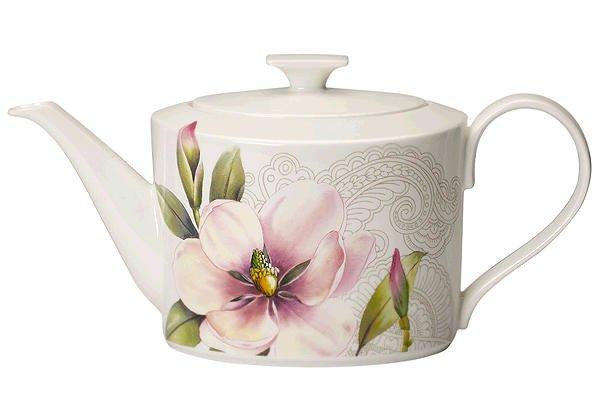 Teekanne 1,2l Quinsai Garden | Küche und Esszimmer > Kaffee und Tee > Teekocher | Villeroy & Boch