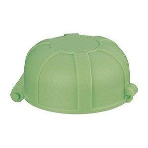 Verschlusskappe grün transpare zu Trinkflasche Isobottle Alfi