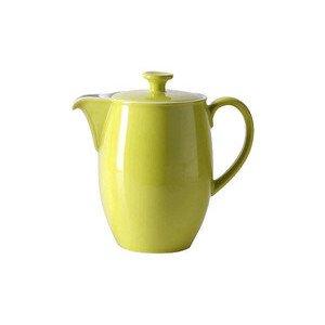 Kaffeekanne 1,25 l Solid Color limone Dibbern