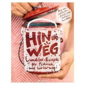 Buch: Hin und Weg Lunchbox-Rezepte AT-Verlag