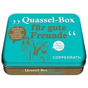 Quassel-Box für gute Freunde Coppenrath