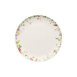 """Speiseteller 27 cm Blumen """"Brillance Fleurs Sauvages"""" Rosenthal"""