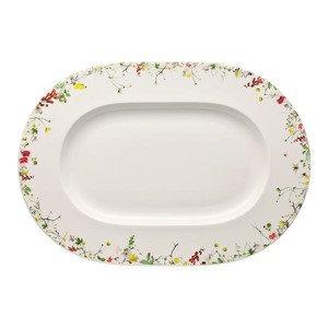 "Platte 41 cm x 29 cm Blumen ""Brillance Fleurs Sauvages"" Rosenthal"