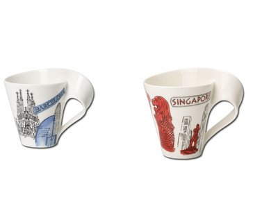 Villeroy & Boch Cities of the World Mug