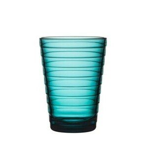 Glas Aino Aalto 0,33 l meeresblau iittala