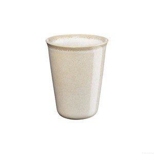 Cappuccino Becher 0,25 l Coppetta sand ASA
