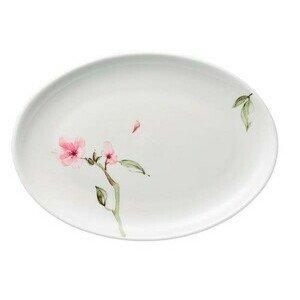 Platte 30 cm Jade Magnolie oval Rosenthal