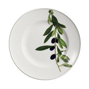 "Frühstücksteller 19,0 cm ""Herbaticum"" Olive Dibbern"