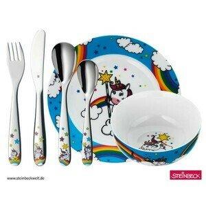 Kinder Set 6 teilig Unicorn WMF