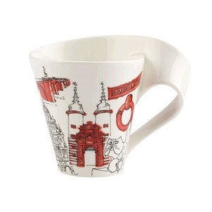 Becher m. Henkel 0,3 l Heidelb Cities of the World Mug Villeroy & Boch