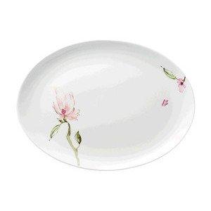 Platte 35cm oval Jade Magnolie Rosenthal