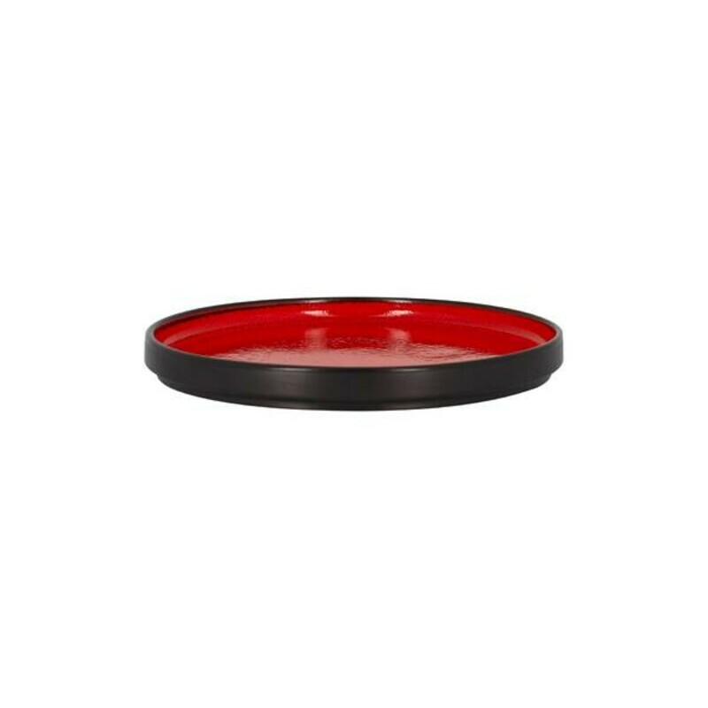 Teller-flach-ohne-Rand-23cm-Fusion-Fire-rot_1