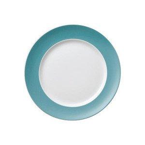 """Speiseteller 27 cm """"Sunny Day Turquoise"""" turquois Thomas"""