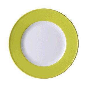 Teller 21cm Fahne Solid Color limone Dibbern