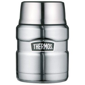 Isolier-Speisegefäß 0,47 l Stainless King steel Thermos