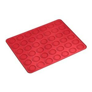Backmatte Flexiform Macaron 38x30 cm ruby Lurch