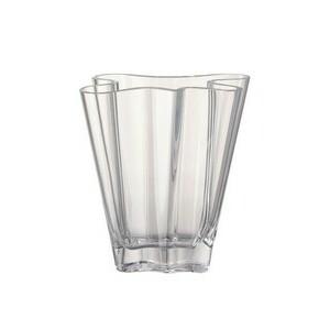 Vase 26 cm Flux klar Rosenthal