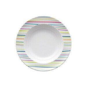 Suppenteller 23 cm Sunny Day Sunny Stripes bunt Thomas