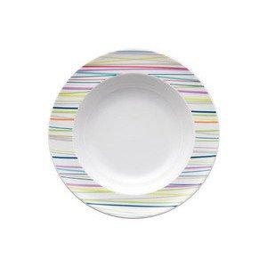 "Suppenteller 23 cm ""Sunny Day Sunny Stripes"" bunt Thomas"