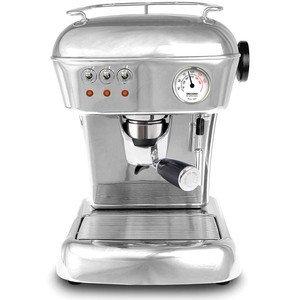 Espressomaschine Siebträger Dream Alu poliert Ascaso
