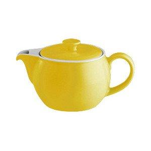 Teekanne 0,4 l Solid Color sonnengelb Dibbern