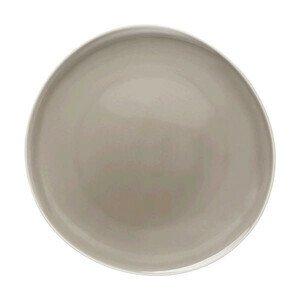 Teller flach 27 cm Junto Pearl Grey Rosenthal