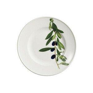 Speiseteller 26,0 cm Herbaticum Olive Dibbern