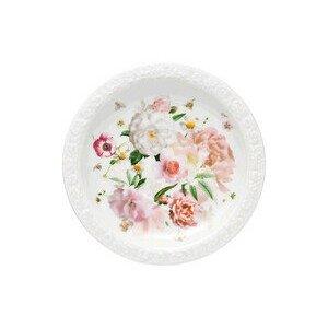Teeuntertasse Blumen Maria Pink Rose Rosenthal