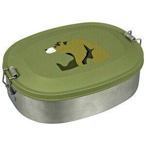 Lunchbox Bear Edelstahl The Zoo