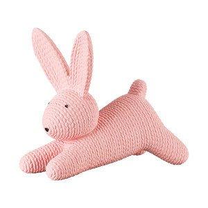 Hase gross liegend Rabbits Rosé Rosenthal