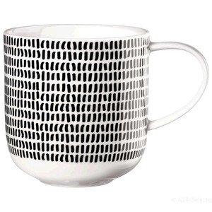 Henkelbecher 0,4 ltr. Coppa mini stripes ASA