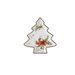 Schale 23 cm Cozy Winter Tannenbaum Hutschenreuther