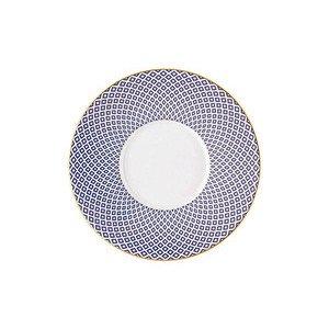 Suppenuntertasse gross Francis Carreau Bleu Rosenthal