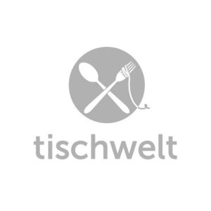 Tischset schwarz oval 45 cm naturähnliche Kunstfaser Continenta