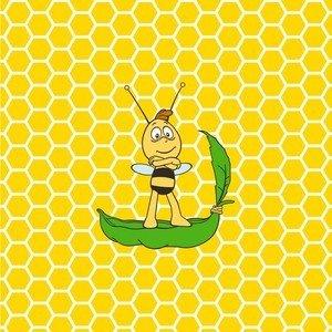 Bienenwachstuch 25x25 cm Willi Nuts Innovations AG