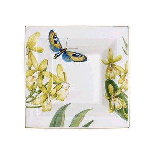 "Schale 14,0 cm x 14,0 cm quadratisch ""Amazonia Gifts"" Villeroy & Boch"