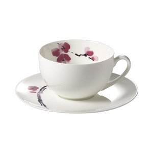 Kaffee Obere 0,25ltr. rund Cherry Blossom Dibbern