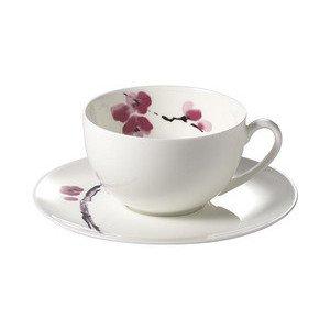 Kaffee Obere rund 0,25 ltr. Cherry Blossom Dibbern