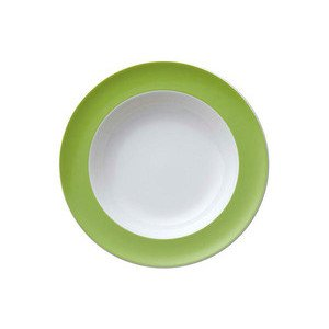 Suppenteller 23 cm Sunny Day Apple Green applegreen Thomas