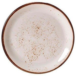 Dessertteller 23 cm coup 1155 Craft White Steelite